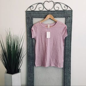 NWT Lavender We The Free Tee